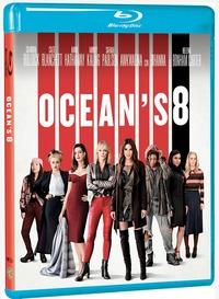 Cover Dvd Ocean's Eight (Blu-ray)