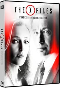 X Files. Stagione 11. Serie TV ita (3 DVD) di Chris Carter - DVD
