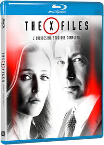 Film X Files. Stagione 11. Serie TV ita (3 Blu-ray) Chris Carter