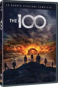 The 100. Stagione 4. Serie TV ita (3 DVD) - DVD