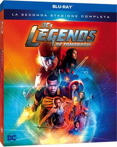 Film Legends of Tomorrow. Stagione 2. Serie TV ita (3 Blu-ray) Dermott Downs Gregory Smith Ralph Hemecker