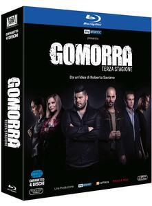 Gomorra. La Serie. Stagione 3 (Blu-ray) - Blu-ray