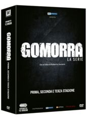 Film Gomorra. La serie. Stagioni 1-2-3 (12 DVD)