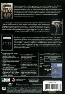 Gomorra. La serie. Stagioni 1-2-3 (12 DVD) - DVD - 2