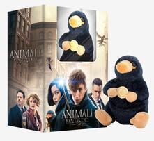 Animali fantastici e dove trovarli. Edizione speciale con peluche dello Snaso (DVD) di David Yates - DVD