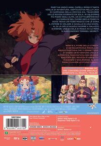 Mary e il fiore della strega (DVD) di Hiromasa Yonebayashi - DVD - 2