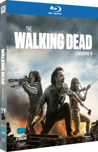 The Walking Dead. Stagione 8. Serie TV ita (Blu-ray) - Blu-ray