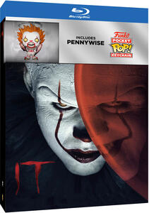 It - 2017. Con Funko Keychain (Blu-ray) di Andy Muschietti - Blu-ray