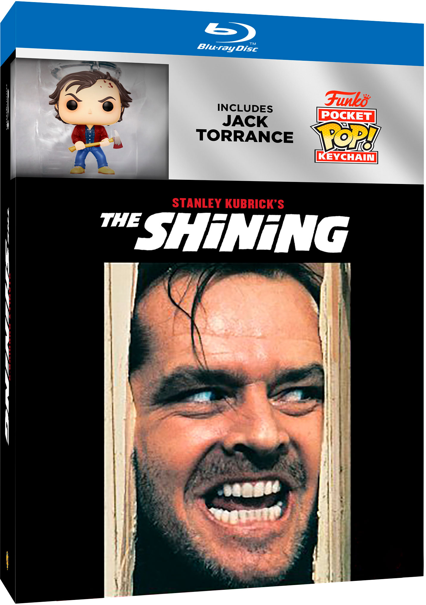 Cover Dvd DVD Shining
