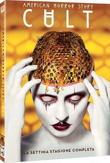 Film American Horror Story. Stagione 7. Serie TV ita (DVD) Bradley Buecker Liza Johnson Gwyneth Horder-Payton Maggie Kiley