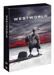 Westworld. Stagione 2. Serie TV ita (DVD) di Jonathan Nolan,Fred Toye,Jonny Campbell,Richard J. Lewis - DVD