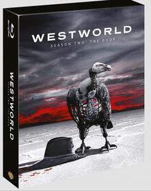Westworld. Stagione 2. Serie TV ita (Blu-ray) di Jonathan Nolan,Fred Toye,Jonny Campbell,Richard J. Lewis - Blu-ray
