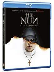 Film The Nun (Blu-ray) Corin Hardy