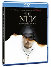 Cover Dvd The Nun (Blu-ray)