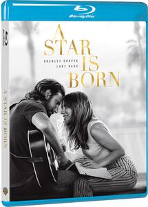 A Star Is Born (Blu-ray) di Bradley Cooper - Blu-ray