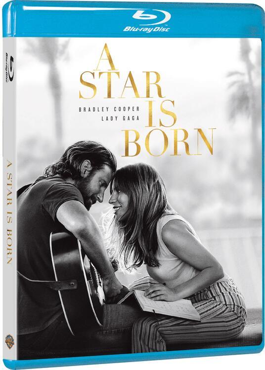 A Star Is Born (Blu-ray) di Bradley Cooper - Blu-ray