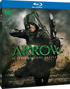 Film Arrow. Stagione 6. Serie TV ita (4 Blu-ray) James Bamford Michael Schultz Wendey Stanzler Jesse Warn