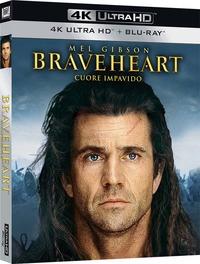 Cover Dvd Braveheart (Blu-ray + Blu-ray 4K Ultra HD)