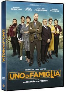 Uno di famiglia (DVD) di Alessio Maria Federici - DVD