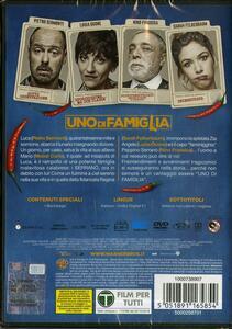Uno di famiglia (DVD) di Alessio Maria Federici - DVD - 2