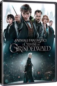 Animali fantastici: I crimini di Grindelwald (DVD) di David Yates - DVD