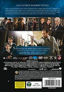 Animali fantastici: I crimini di Grindelwald (DVD) di David Yates - DVD - 2