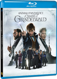Cover Dvd Animali fantastici: I crimini di Grindelwald (Blu-ray)