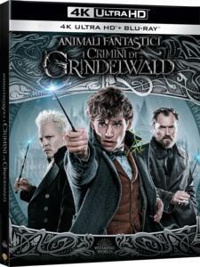 Animali fantastici: I crimini di Grindelwald (Blu-ray + Blu-ray Ultra HD 4K) di David Yates - Blu-ray + Blu-ray Ultra HD 4K