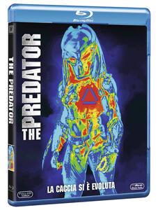 The Predator (Blu-ray) di Shane Black - Blu-ray