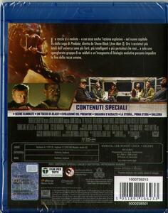 The Predator (Blu-ray) di Shane Black - Blu-ray - 2