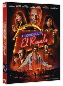 7 sconosciuti a El Royale (DVD) di Drew Goddard - DVD