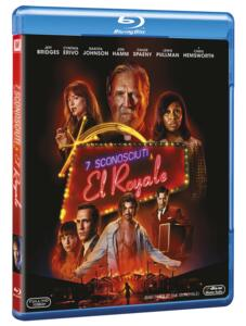 7 sconosciuti a El Royale (Blu-ray) di Drew Goddard - Blu-ray