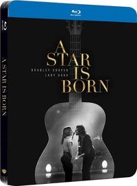 Cover Dvd A Star Is Born. Con Steelbook (Blu-ray)