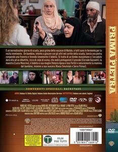 La prima pietra (DVD) di Rolando Ravello - DVD - 2