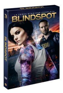 Blindspot. Stagione 3. Serie TV ita (DVD) di Marcos Siega,Mark Pellington,Karen Gaviola,David McWhirter,Steve Shill - DVD