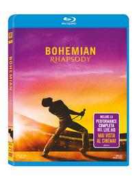 Cover Dvd Bohemian Rhapsody (Blu-ray)