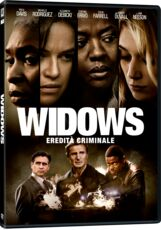 Film Widows. Eredità criminale (DVD) Steve McQueen