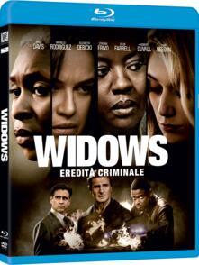 Widows. Eredità criminale (Blu-ray) di Steve McQueen - Blu-ray