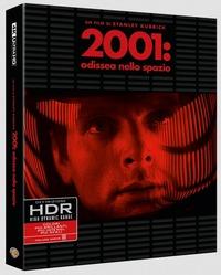Cover Dvd 2001: odissea nello Spazio (Blu-ray + Blu-ray Ultra HD 4K)