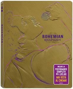 Bohemian Rhapsody. Con Steelbook (Blu-ray) di Bryan Singer - Blu-ray