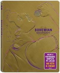 Cover Dvd Bohemian Rhapsody. Con Steelbook (Blu-ray)