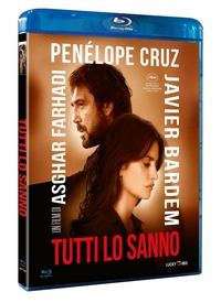 Cover Dvd Tutti lo sanno (Blu-ray)