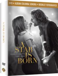 Cover Dvd A Star Is Born. Con CD e booklet (DVD)