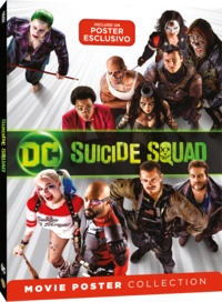 Cover Dvd Suicide Squad. Movie Poster (DVD)