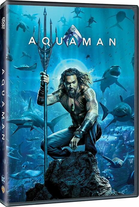 Aquaman (DVD) di James Wan - DVD