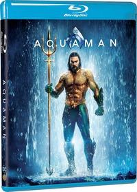 Cover Dvd Aquaman (Blu-ray)