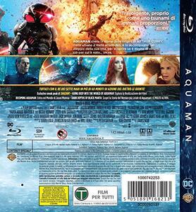 Aquaman (Blu-ray) di James Wan - Blu-ray - 2