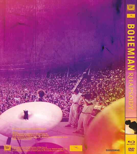 Bohemian Rhapsody. Digibook Edition con Album Fotografico (DVD + Blu-ray) di Bryan Singer - DVD + Blu-ray - 2
