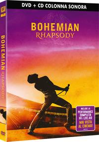 Cover Dvd Bohemian Rhapsody. Con Colonna Sonora (DVD)