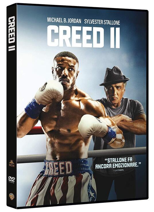 Creed 2 (DVD) di Steve Caple jr. - DVD